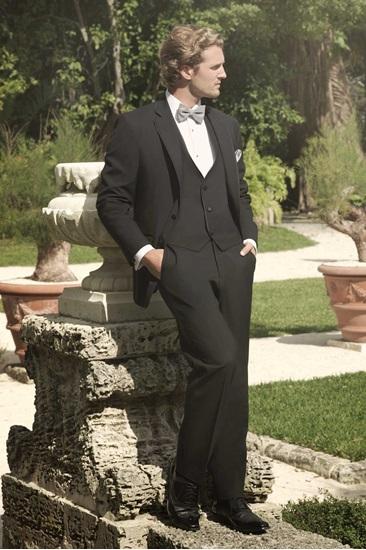 Black Allure Tuxedo